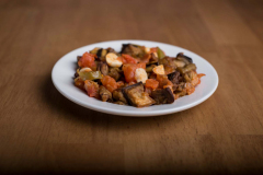 Mixed Eggplant Salad